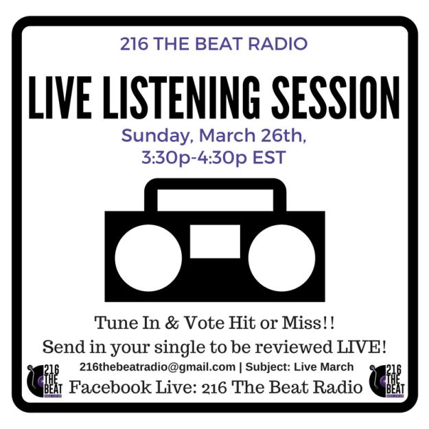 LIVE LISTENING SESSION-4