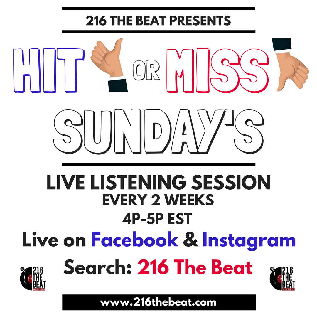 HIT OR MISS SUNDAYS FLYER