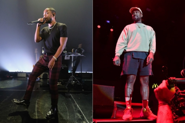 Kendrick-Lamar-Kanye-West