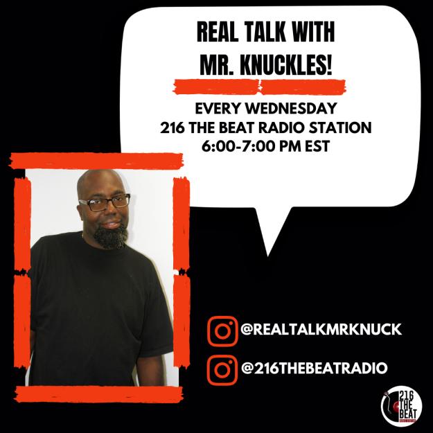 REAL TALK MR KNUCK NEW FLYER 2018-1